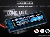 Batterie LiFe Team Orion Rocket Pack 6,6V 3100 mAh