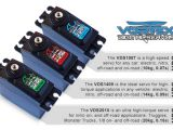 Team Orion: Vortex Digital Servos - Servi Digitali per automodellismo!