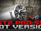 Motore brushless a 2 poli Team Orion VST2 Pro 550 4.0T SC
