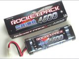 Team Orion Rocket Pack 7,2V - 4500mAh