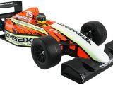 Team Saxo: Carrozzeria Formula Uno in scala 1/10