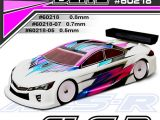 Team Titan Blitz ALS-R: carrozzeria per Touring Car 190mm