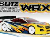 Carrozzeria per touring car Team Titan Blitz WRX 190mm 