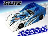 Titan Blitz TS02G: carrozzeria per automodelli 200mm Nitro
