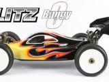 Team Titan - carrozzeria BLITZ Buggy8 per la Losi 8ight