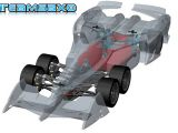 Teamsaxo innovative F1-Future: Formula Uno 1/10 a sei ruote