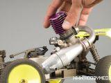 Tecniche di modellismo: Montare lo scarico del motore