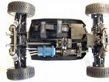 TEKNO RC - Kit conversione Brushless per Hot Bodies D8
