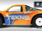 Tekno RC: SCT410 4WD Short Course Truck in scala 1/10