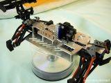 Telaio in alluminio per Traxxas Mini E-Revo VLX in scala 1/16