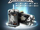 Tenshock: motore brushless 4 poli x211 per automodelli 1/10