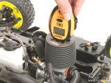 Corso di modellismo - Misurare la temperatura del motore