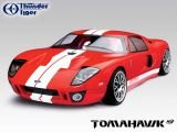 Tomahawk MX 4WD 1:10 RTR con radiocomando 2,4 GHz