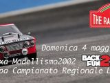 The Rally Legends: Terza tappa del campionato regionale Back To Fun del Lazio