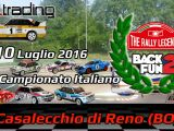 Terzo Campionato The Rally Legends Back2Fun
