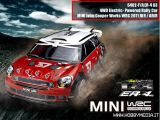 "Mini WRC ""World Rally Car"" Radiocomandata - G3 ER 4WD Thunder Tiger - SabattiniCars"