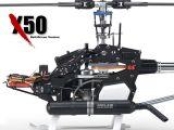 Elicottero radiocomandato X50 3D - Sabattini Cars