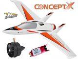 Thunder Tiger Concept X Jet: Aeromodello a ventola intubata