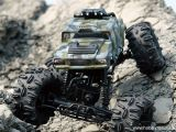 Thunder Tiger Crawler - Rock Crawler RTR in scala 1/18