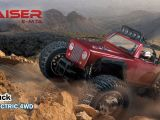 Thunder Tiger e-MTA KAISER monster truck brushless 1/8