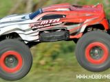 Thunder Tiger e-MTA video: Monster Truck Brushless 1/8