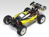 Thunder Tiger EB4 G3 Video - Buggy brushless in scala 1/8
