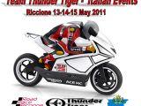 Thunder Tiger: Raduno per motociclette radiocomandate SB5