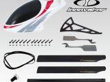 Thunder Tiger Innovator 3D - Kit per volo acrobatico - Elicotteri radiocomadati