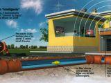 Focus e Modellismo: Neptune, il sottomarino radiocomandato della Sabattinicars, posa i cavi ADSL nelle fognature