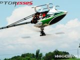 Thunder Tiger Raptor E550 Sports: Elicottero per volo 3D