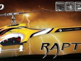 Thunder Tiger Raptor E700 - Rapid Aerial Spinning video