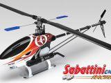 Elicottero radiocomandato 3D Raptor X50 Titan con motore Red Line .53 - Sabattini Cars