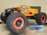Thunder Tiger Sledge Hammer S50 con motore da 8,2cc Monster Truck 1/8 Sabattini Cars 