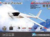 Aliante radiocomandato Skyzone Explorer 1500 Glider