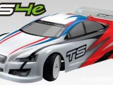 Thunder Tiger TS4e Touring Car Elettrica in scala 1:10