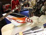 Thunder Tiger X50 Elicottero 3D Classe 50 Nitro - Toy Fair 2010 - Fiera del Giocattolo Norimberga