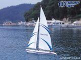 Barca a vela radiocomandata Thunder Tiger Victoria Racing Yacht - SabattiniCars