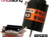 Novak: Motore brushless Ballistic 8 e ESC Timbuk 2 per rock crawler - ITALTRADING