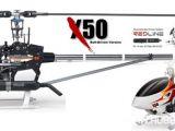 Titan X50 Elicottero Radiocomandato 3D - SabattiniCars