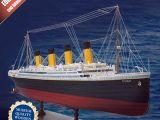 Costruisci il Titanic in scala 1:250 - Hachette Fascicoli