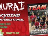 Campionato del Mondo buggy 2010 - Kyosho Red Samurai