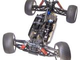 Tekno RC: Kit di conversione V3 Brushless per Mugen MBX5 Truggy
