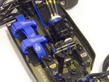 Tekno RC: V3 brushless kit per Associated RC8