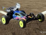Video preview Team Losi 22 Twenty Two 2.0 Race Buggy