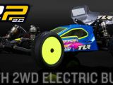 TLR 22 2.0 Race KIT 1/10 - Buggy da competizione 2wd