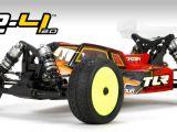 TLR 22-4 2.0 VIDEO Buggy 4WD da competizione 1/10