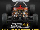 TLR 22-4 2.0 Buggy 4WD da competizione in scala 1/10