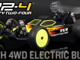 TLR Buggy 22-4 1/10 4WD Race Kit: Team Losi Racing