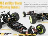 TLR 22 Twenty Two 1/10 Video: Buggy da competizione 2WD