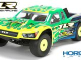 TLR 22SCT 2.0 KIT: Short Course Truck 2WD in scala 1/10